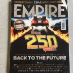 Empire Magazine April 2010 issue 250 The 250th issue
